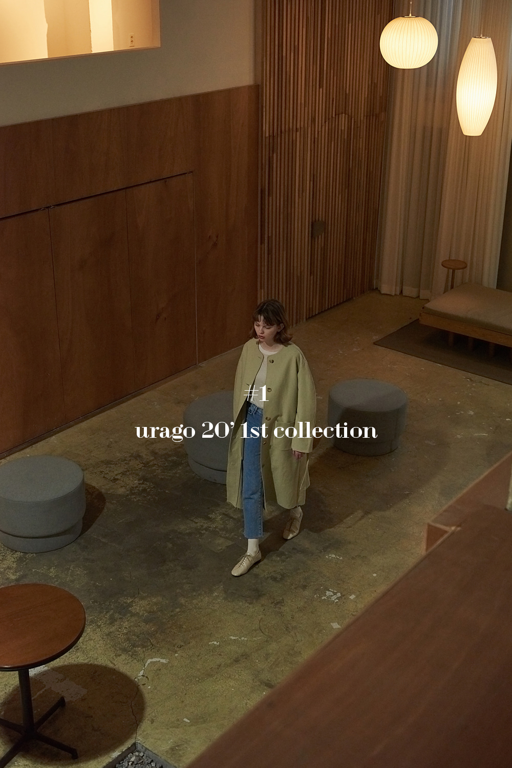 URAGO 2020 JANUARY COLLECTION